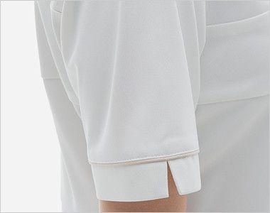 LH6202 ナガイレーベン(nagaileben) ビーズベリー チュニック(女性用) 腕を細くみせてくれるスッキリした袖