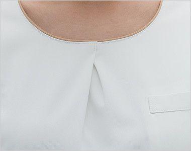 LH6257 ナガイレーベン(nagaileben) ビーズベリー 半袖ワンピース(女性用) エレガントで女性らしいデザイン