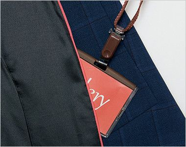 S-24801 24809 パトリックコックス [通年]ジャケット ブラインドチェック