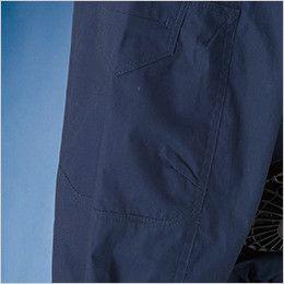 05830SET  シンメン S-AIR コットンワークジャケット(男性用) 綺麗なシルエットとストレスの少ない可動性を生む肘ダーツ