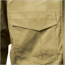 88300SET シンメン S-AIR SK型綿ワークブルゾン(男性用) ポケット付き