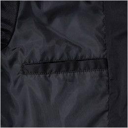 44603 桑和 G・GROUND 防寒ブルゾン  内ポケット