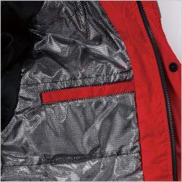 44903 桑和 防寒ブルゾン 内ポケット