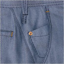 878 桑和 G・GROUND カーゴパンツ(ノータック) コインポケット