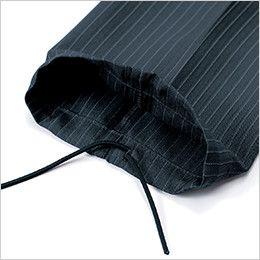 9700 桑和 つなぎ 続服 裾紐通しホール