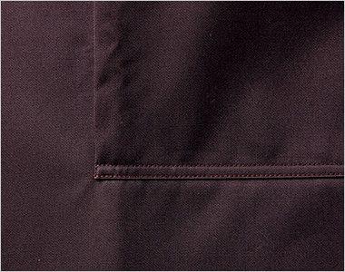 BA-1539 1541 1542 1543 Servo(サーヴォ) 前掛(ショート丈)エプロン 底二重縫い