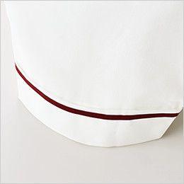 D-1127 1128 1129 1130 1131 1132 Servo(サーヴォ) ショップコート(男女兼用) ダブル仕立てで存在感のある袖部分は耐久性も高く、上質な印象