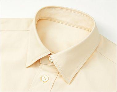 ET-5731 5732 5733 5734 Servo(サーヴォ) ショップシャツ/七分袖(男女兼用)