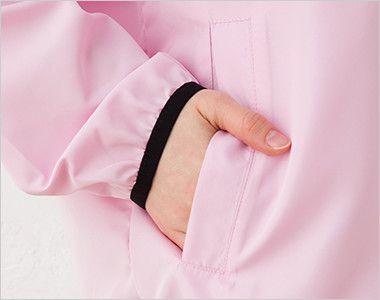 リフレクスポーツジャケット(男女兼用) ポケット付き