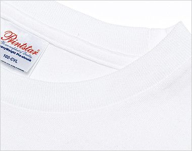 00102-CVL 5.6オンス ヘビーウェイト長袖Tシャツ(男女兼用)