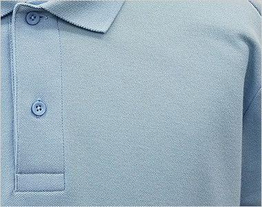00141-NVP T/Cポロシャツ(ポケ無し)(5.8オンス)(男女兼用) ポケットなし