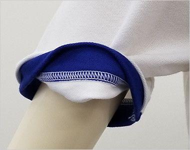 ベーシックレイヤードポロシャツ(5.8オンス)(男女兼用) 内側