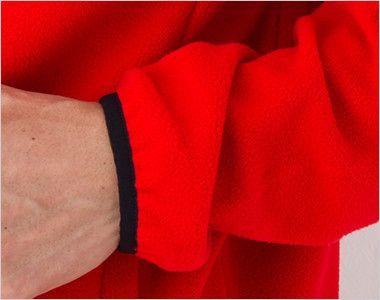 [在庫限り/返品交換不可]00231-FJ 軽防寒 フリースジャケット(男女兼用) 袖口リブ仕様