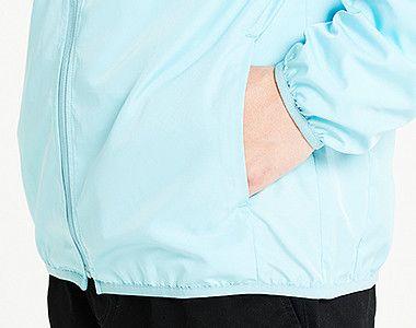 00237-LJ ライトジャケット ポケット