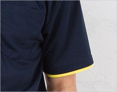 00315-AYB 4.4オンス ドライレイヤードボタンダウンポロシャツ(男女兼用) レイヤード仕様