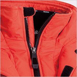 1626 TS DESIGN ライトウォームウインターブルゾン(男女兼用) 衿