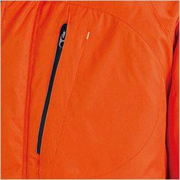 1627 TS DESIGN ライトウォームウインターコート(男女兼用) ポケット