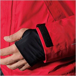 TS DESIGN 18226 メガヒート 防水防寒ジャケット(男女兼用) アジャスター