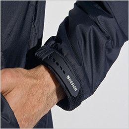 TS DESIGN 18236 メガヒートフラッシュ防水防寒ジャケット(男女兼用) TSオリジナル袖口アジャスター