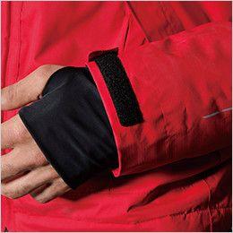 TS DESIGN 1826 防寒 メガヒートライトウォームジャケット(男女兼用) アジャスター