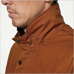 TS DESIGN 3526 [秋冬用]ライトウォームジャケット 快適なグルーブネック