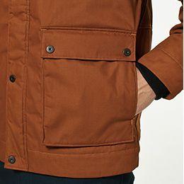 TS DESIGN 3526 [秋冬用]ライトウォームジャケット 大容量ポケット+ハンドウォーマー