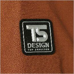 TS DESIGN 3526 [秋冬用]ライトウォームジャケット ブランドネーム