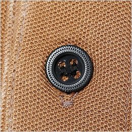TS DESIGN 51055 [通年]ワークニットショートポロシャツ(男女兼用) 金属ボタン