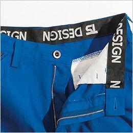 TS DESIGN 61145 リップストップ メンズカーゴショートパンツ(男性用) デザイン