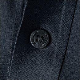 TS DESIGN 8075 [春夏用]クールアイス長袖ポロシャツ(男女兼用) TSデザインオリジナル4つ穴ボタン