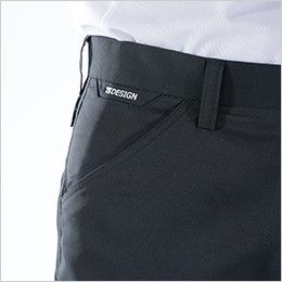 81021 TS DESIGN [春夏用]AIR ACTIVE レディースパンツ(女性用) コインポケット