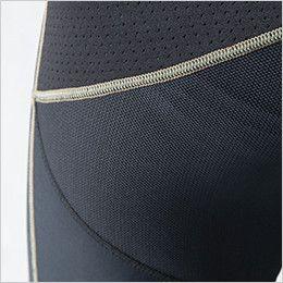 TS DESIGN 8120 [春夏用]接触冷感ニープロテクトロングパンツ(男性用) 腰まわりメッシュ