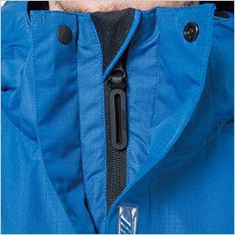 TS DESIGN 8127 防水防寒ライトウォームジャケット(男女兼用) チンガード+オリジナルハンドル