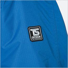 TS DESIGN 8127 防水防寒ライトウォームジャケット(男女兼用)  ブランドネーム