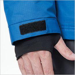 TS DESIGN 8127 防水防寒ライトウォームジャケット(男女兼用) インナーカフ仕様