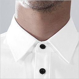 TS DESIGN 81355 ES [通年]ワークニットショートポロシャツ(男女兼用) 台襟仕様