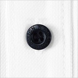 TS DESIGN 81355 ES [通年]ワークニットショートポロシャツ(男女兼用) 4つ穴ボタン