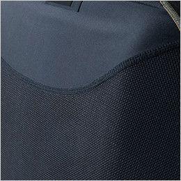TS DESIGN 8150 [春夏用]接触冷感ハイネックロングスリーブシャツ(男性用) メッシュ