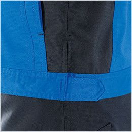 8156 TS DESIGN AIR ACTIVE [春夏用]ショートスリーブジャケット(男女兼用) 調節可能