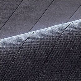 82251 TS DESIGN ES ロングスリーブシャツ(男性用) 導電繊維混入により静電気の発生を抑制