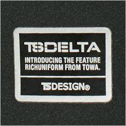TS DESIGN 8315 [春夏用]TS DELTA ロングスリーブシャツ TS DELTAのロゴプリント