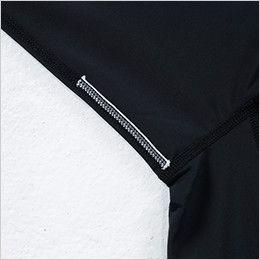 841552 TS DESIGN [春夏用]接触冷感ショートスリーブシャツ(男性用) 消臭テープ