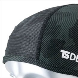 TS DESIGN 8419 熱中症対策 ネックガード クールアイス(男女兼用) センターがメッシュ仕様で風通しも抜群