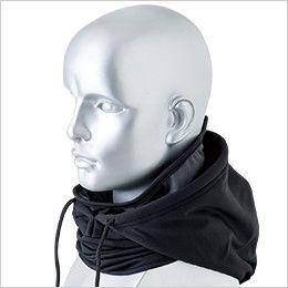 842910 TS DESIGN 防寒フードウォーマー マイクロフリース(男女兼用) ネックガード