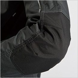 84636 TS DESIGN [通年]ストレッチ タフワークジャケット(男女兼用) 肘当て二重使い