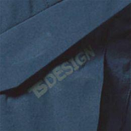 TS DESIGN 91145 [通年]TS 4Dメンズカーゴショートパンツ(男性用) 反射転写ロゴプリント