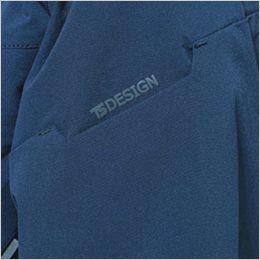 TS DESIGN 9116 [通年]TS 4D ジャケット マルチスリーブポケット仕様