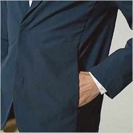 TS DESIGN 9136 [通年]TS 4D ステルス メンズジャケット ポケット