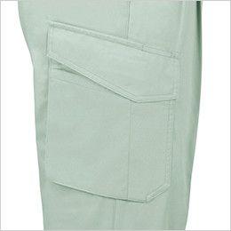 ジーベック 1476 [春夏用]ツータック ラットズボン ラットポケット