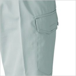 ジーベック 1483 T/Cツイルワンタック ラットズボン(男性用) ラットポケット